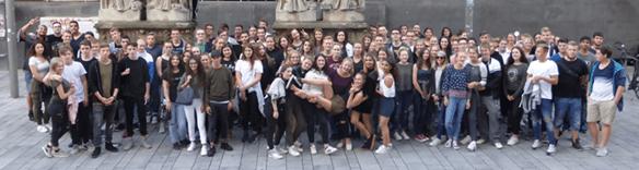 Großereignis in Düsseldorf – die Eiserfelder EF kütt!